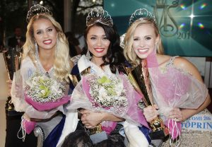 Miss Finland 1st 2nd 3rd